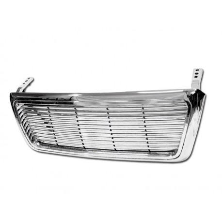 Billet Style Horizontal Grill 2004-2008 Ford F150 ABS Replacement Shell