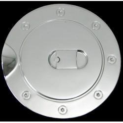 Chrome ABS Gas Door 2002 - 2007 Dodge Ram 3M Tape