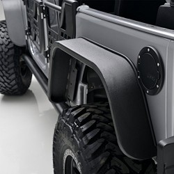 Jeep Wrangler Jk 2007-2017 Stubby fenders set of 4