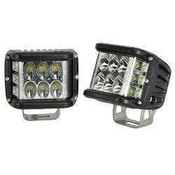 Led Side Shooter Work Lights 45 Watts
