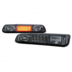 Led Third Brake Lights Smoke 2004-2008 Ford F 150 pick up