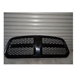 2017 Dodge Ram 1500 Black Mesh Grille Replacement