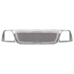 Ford F-150 / Expedition Grille Chrome Shell with Stainless Grille