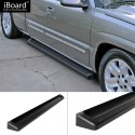 "6"" E Board Side  Steps  1999-2006 Chevy Silverado extra  cab black"
