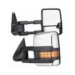 2015 Look Chevy Silverado 2003-2006 Towing mirrors