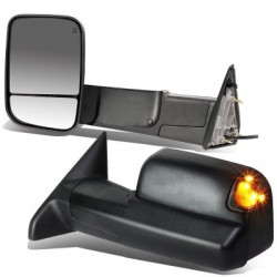 2009-2018 dodge ram 1500/2500 power heated towing mirrors