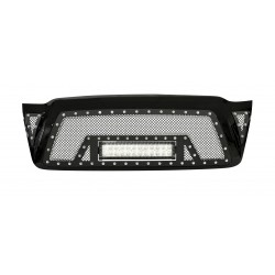 "2005-2011 TOYOTA TACOMA w/ 1 12"" LED Light w/ Rivets Shell"