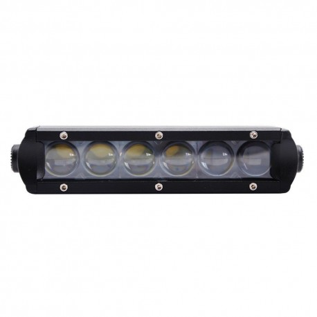 "TRUCKTEK LED MINI SLIM 9"" 5D 30 WATTS SPOT COMBO 6500K 32000 LUMENS"
