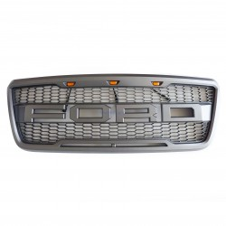 Ford  F150 2004-2008 Raptor style grille with led lights