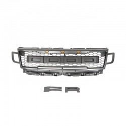 2018-2020 FORD EXPEDITION GRILLE WITH AMBER LIGHTS REPLACEMENT
