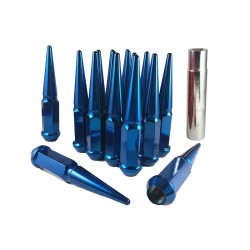 SPIKE METAL LUG NUTS