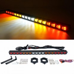 """LED 30""""CHASE LIGHTS RED AMBER WHITE WITH SWITCH HARDNESS"""