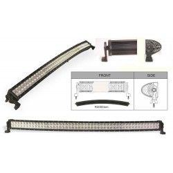 "52"" Cree Led Curve Light Bar Combo Spot/Flood 300 Watts 25000 Lumens"