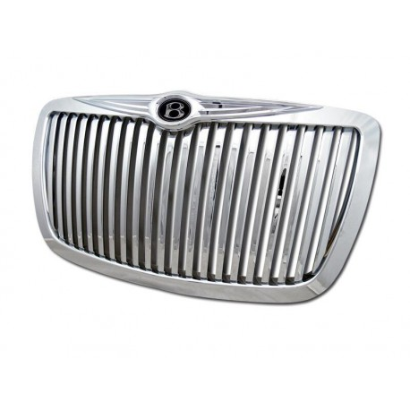 ABS Phantom Style Chrisler 300/300C 2005-10 Replacement Grille Shell ABS