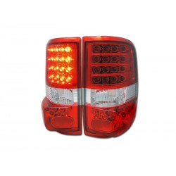 Led 2004 - 2008 Ford F150 Red Tails