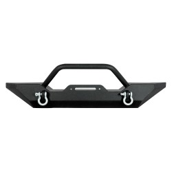 Jeep Wrangler Jk 2007-2017 Front bumper with tow hooks R3 Style