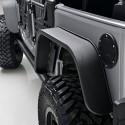 Jeep Wrangler Jk 2007-2017 Stubby fenders set of 4