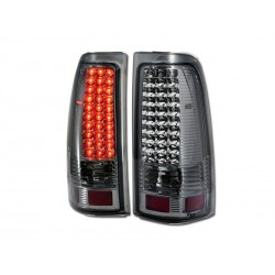 Led Taillights 1999-2006 chevy silverado smoke taillights