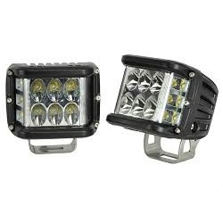 Led Side Shooter Work Lights 45 Watts