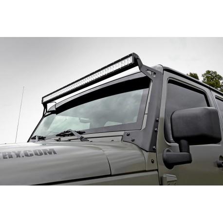 Jeep JK Wrangler 2007-2017 Light bar Combo with Brackets