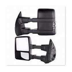 FORD F250 2015 STYLE 1999-2007 TOWING MIRRORS WITH LEDS