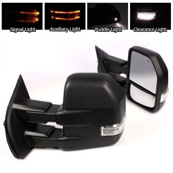 2018 Style Ford F 250 Towing Mirrors 1999-2007 SUPER DUTY