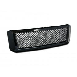 2007-2013 ford expedition black mesh grille replacement