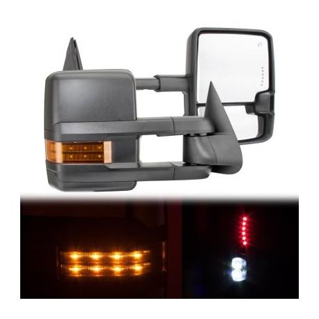 2015 Look Chevy Silverado 1999-2002 /00-06 Tahoe Towing mirrors