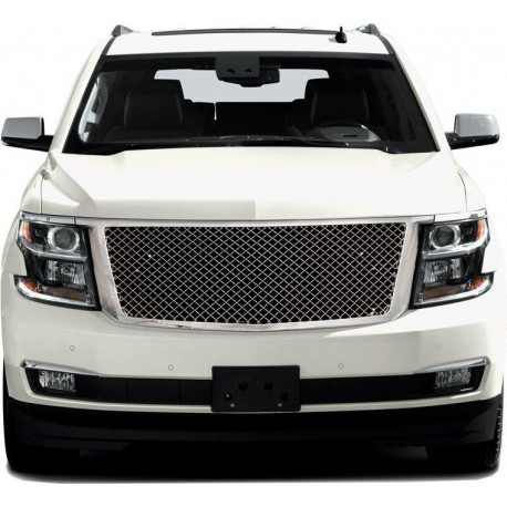 2015 2016 chevy suburban tahoe replacement grille shell. Black Bedroom Furniture Sets. Home Design Ideas