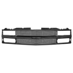 1994-1998 Chevy C-10 Tahoe Suburban Grille with 4mm Billet Aliminum Grile