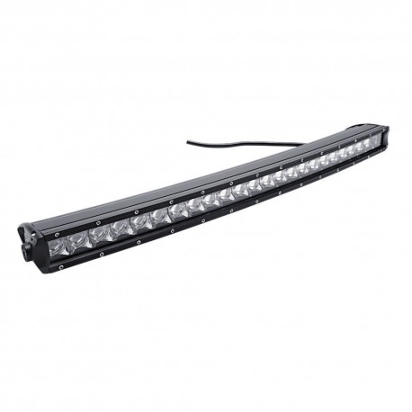 "LED LIGHT BARS 5D CURVE RADIUS 25.5""120 WATTS SPOT FLOOD BEAM"