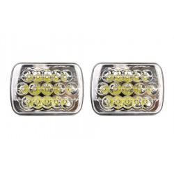 Universal 7x6 Full Face LED Conversion Headlights
