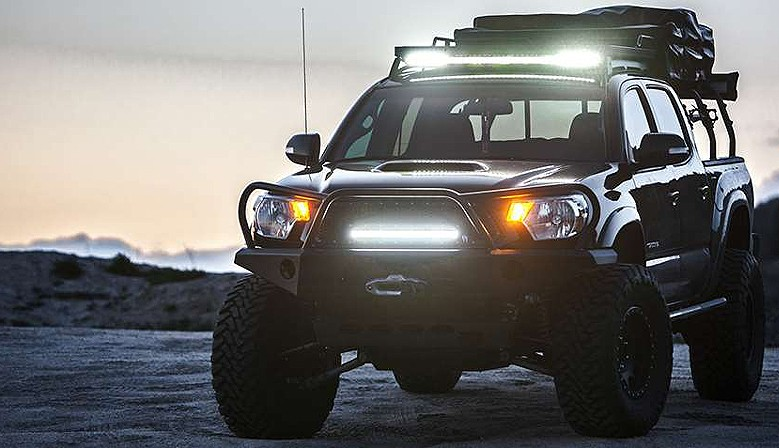 Truck-Tek Truck SUV Jeep Off-Road Light Bars