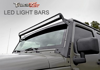 LED Light Bars for Trucks SUV Jeep and Off-Road
