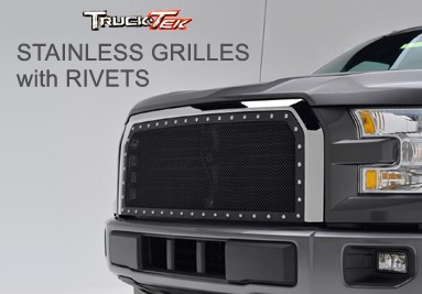 Truck-Tek-Replacement-Grilles-with-Rivets