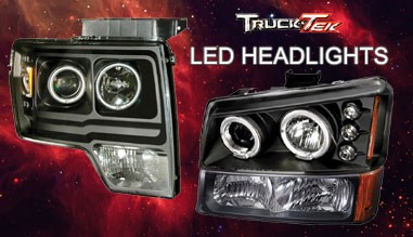 LED Headlights for Trucks SUV Jeep and Off-Road